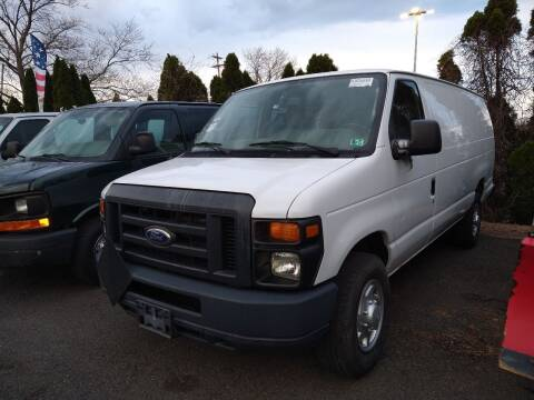 2014 Ford E-Series Cargo for sale at P J McCafferty Inc in Langhorne PA