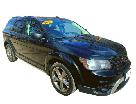 2017 Dodge Journey for sale at Averys Auto Group in Lapeer MI