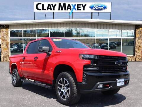 2019 Chevrolet Silverado 1500 for sale at Clay Maxey Ford of Harrison in Harrison AR
