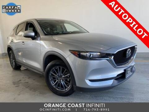 2020 Mazda CX-5 for sale at ORANGE COAST CARS in Westminster CA