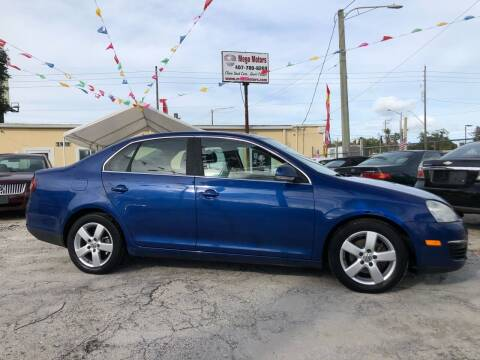 2008 Volkswagen Jetta for sale at Mego Motors in Orlando FL