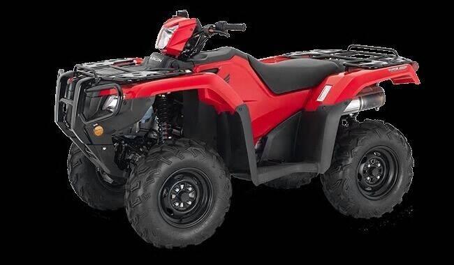 2020 Honda Foreman 520 RUBICON  - Dickinson ND