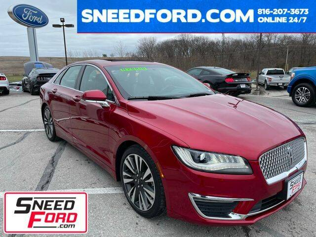 2017 Lincoln MKZ Hybrid for sale in Gower, MO