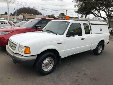 2001 Ford Ranger for sale at EKE Motorsports Inc. in El Cerrito CA