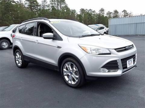 2013 Ford Escape for sale at Gentilini Motors in Woodbine NJ