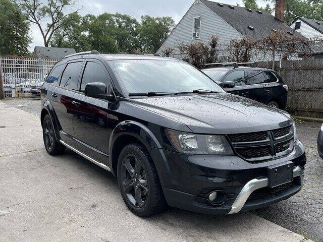 2018 Dodge Journey for sale at SOUTHFIELD QUALITY CARS in Detroit MI