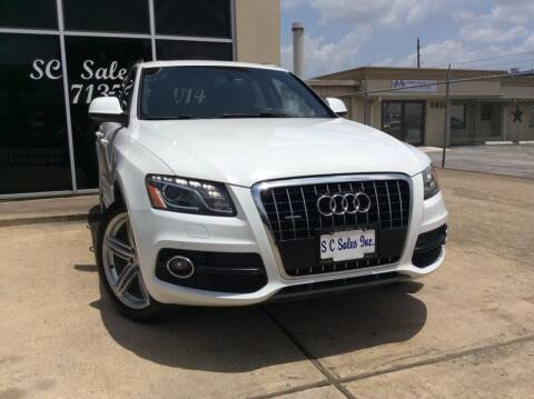2011 Audi Q5 for sale at SC SALES INC in Houston TX