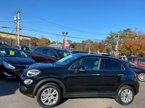 2016 FIAT 500X for sale at Primary Motors Inc in Commack NY