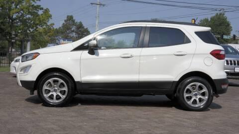 2018 Ford EcoSport for sale at Cars-KC LLC in Overland Park KS