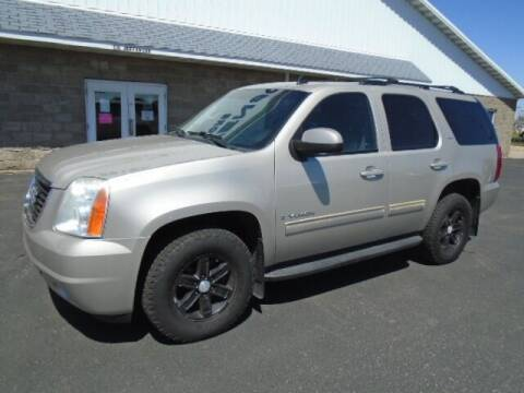 2009 GMC Yukon for sale at SWENSON MOTORS in Gaylord MN