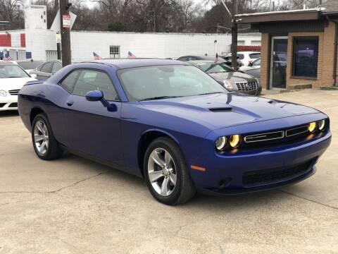 2019 Dodge Challenger for sale at Safeen Motors in Garland TX
