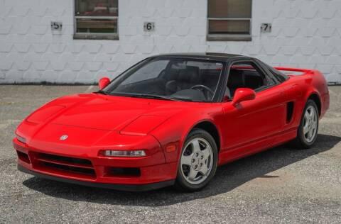 1992 Acura NSX for sale at Vantage Auto Wholesale in Moonachie NJ