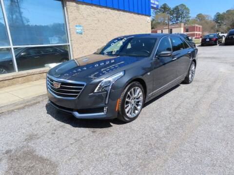 2017 Cadillac CT6 for sale at 1st Choice Autos in Smyrna GA