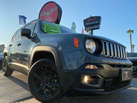 2017 Jeep Renegade for sale at Auto Express in Chula Vista CA