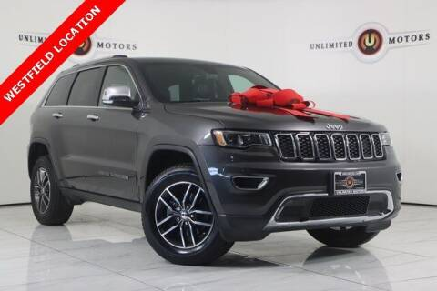 2018 Jeep Grand Cherokee for sale at INDY'S UNLIMITED MOTORS - UNLIMITED MOTORS in Westfield IN