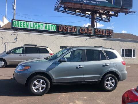 2008 Hyundai Santa Fe for sale at Green Light Auto in Sioux Falls SD