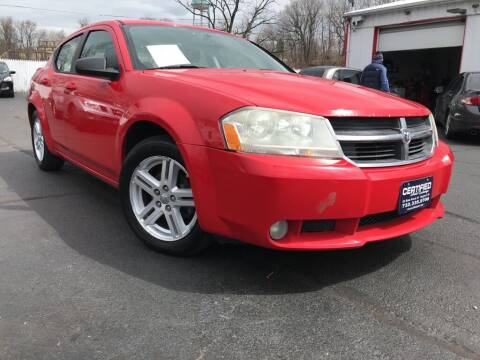 2009 Dodge Avenger for sale at Certified Auto Exchange in Keyport NJ