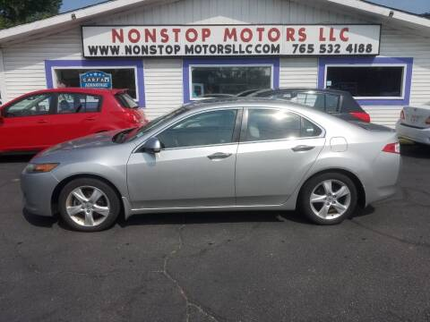 2009 Acura TSX for sale at Nonstop Motors in Indianapolis IN