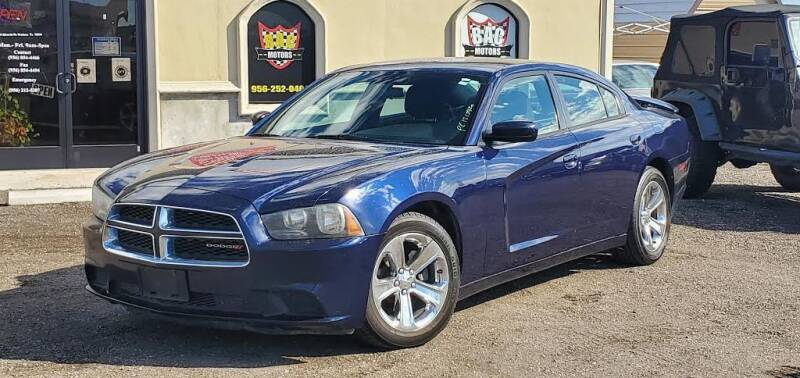 2014 Dodge Charger for sale at BAC Motors in Weslaco TX