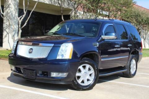 2008 Cadillac Escalade for sale at DFW Universal Auto in Dallas TX