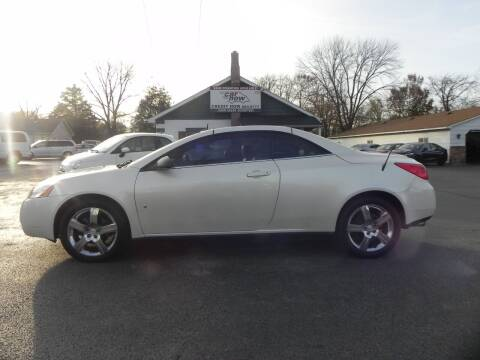 2008 Pontiac G6 for sale at Car Now in Mount Zion IL