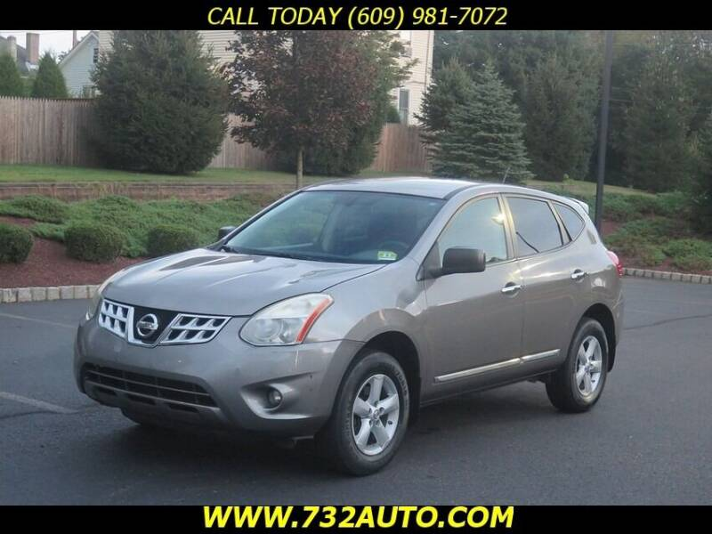 2012 Nissan Rogue for sale at Absolute Auto Solutions in Hamilton NJ