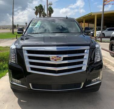 2015 Cadillac Escalade for sale at A & V MOTORS in Hidalgo TX