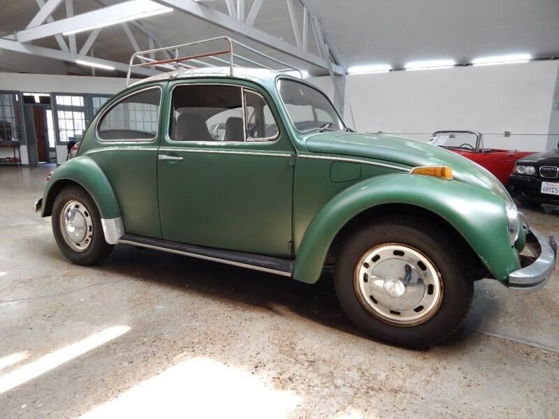 1970 Volkswagen Beetle for sale at Milpas Motors Auto Gallery in Ventura CA