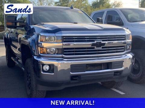 2016 Chevrolet Silverado 2500HD for sale at Sands Chevrolet in Surprise AZ