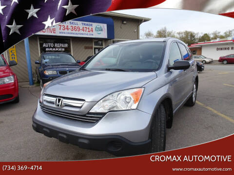 2007 Honda CR-V for sale at Cromax Automotive in Ann Arbor MI
