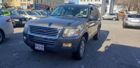 2006 Ford Explorer for sale at Union Street Auto in Manchester NH