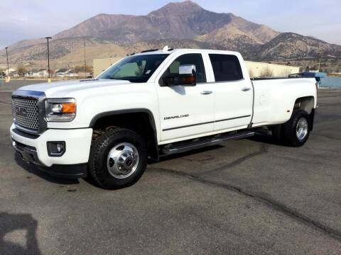 2016 GMC Sierra 3500HD for sale at Painter's Mitsubishi in Saint George UT