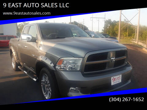 2009 Dodge Ram Pickup 1500 for sale at 9 EAST AUTO SALES LLC in Martinsburg WV