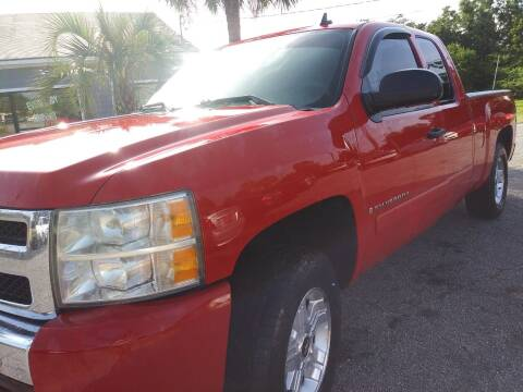 2008 Chevrolet Silverado 1500 for sale at Auto 1 Madison in Madison GA