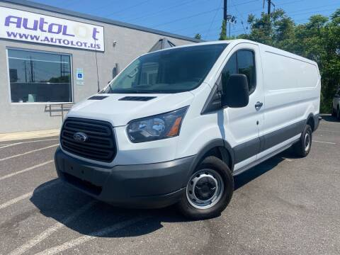 2018 Ford Transit Cargo for sale at AUTOLOT in Bristol PA