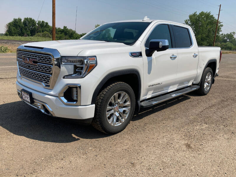 2019 GMC Sierra 1500 for sale at American Garage in Chinook MT