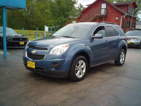 2012 Chevrolet Equinox for sale at BestBuyAutoLtd in Spring Grove IL