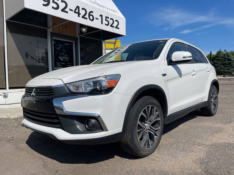 2017 Mitsubishi Outlander Sport for sale at Mainstreet Motor Company in Hopkins MN