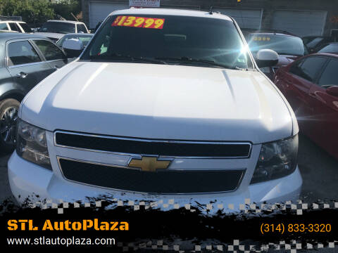 2014 Chevrolet Tahoe for sale at STL AutoPlaza in Saint Louis MO