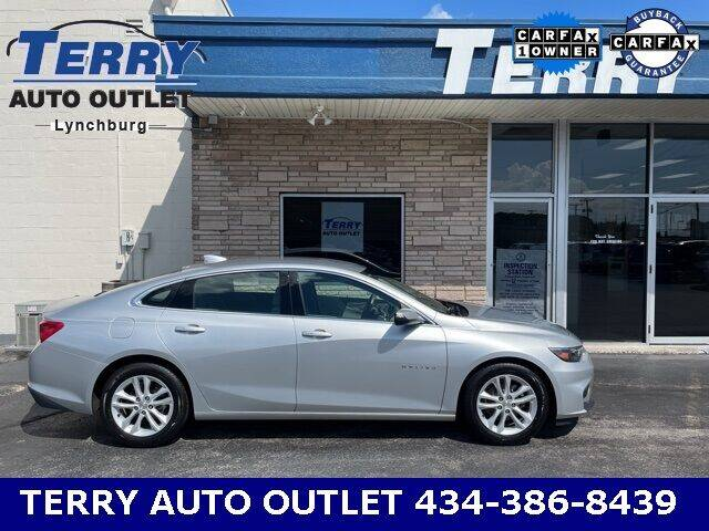 2017 Chevrolet Malibu for sale at Terry Auto Outlet in Lynchburg VA