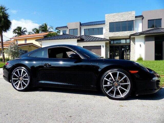2014 Porsche 911 for sale at Lifetime Automotive Group in Pompano Beach FL