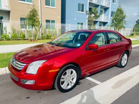 2007 Ford Fusion for sale at LA Motors Miami in Miami FL