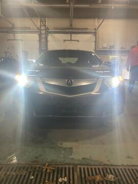 2010 Acura TSX for sale at VENTURE MOTORS in Wickliffe OH