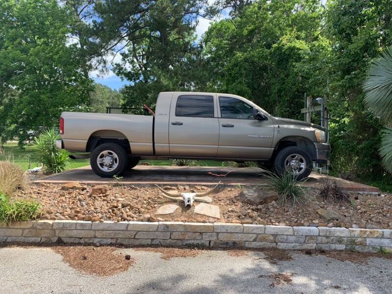 2006 Dodge Ram Pickup 2500 for sale at Texas Truck Sales in Dickinson TX