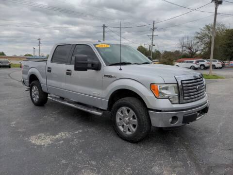 2012 Ford F-150 for sale at Towell & Sons Auto Sales in Manila AR