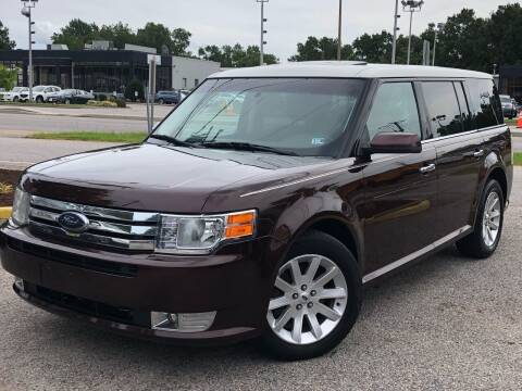 2009 Ford Flex for sale at Carterra in Norfolk VA