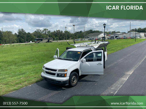2009 Chevrolet Colorado for sale at ICar Florida in Lutz FL