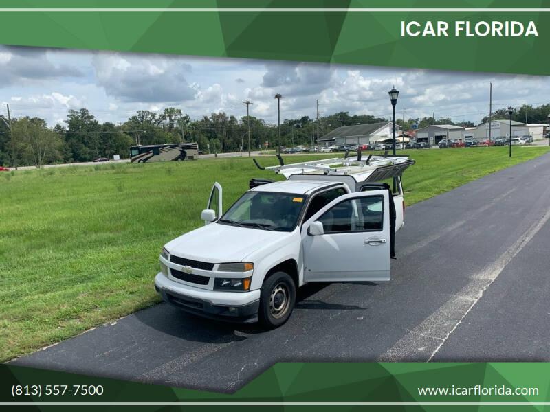 2009 Chevrolet Colorado for sale at ICar Florida in Lutz FL