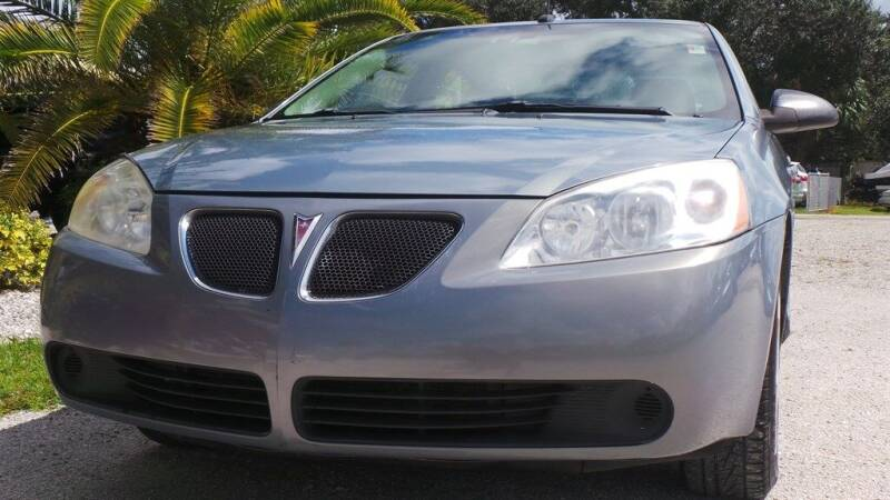 2008 Pontiac G6 for sale at Southwest Florida Auto in Fort Myers FL