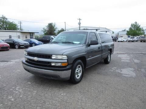 2001 Chevrolet Silverado 1500 for sale at Grays Used Cars in Oklahoma City OK